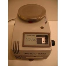 Mettler E 200